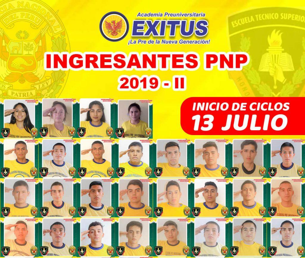 NOTICIA 2 1 1024x867 - Ingresantes a la PNP son de exitus